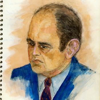 Watergate Sketchbook - Fine Art