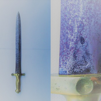 Gladius or 'coupe-choux' or 'cabbage cutter' - Military and Wartime