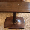 Gusdorf Faux Wood Swivel TV Stand 1950s