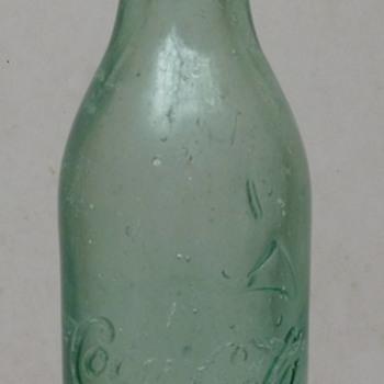 My oldest Coca Cola - Coca-Cola