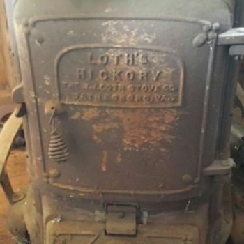 Loth's Hickory Stove No.28