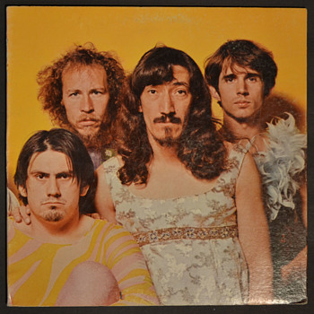 THE MOTHERS of Invention - We're Only In It For The Money - Records