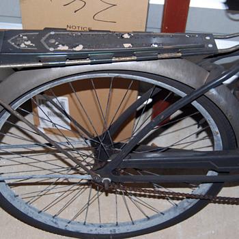 Updates on the Huffy Bike