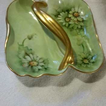 Signed candy dish - Kitchen