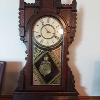 1800's clock - Clocks