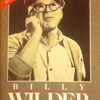 Billy Wilder Life Achievement Award Souvenir Book