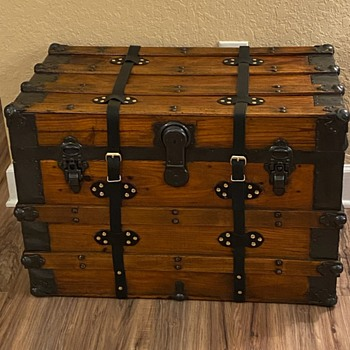My Latest Trunk Project - Furniture