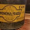 Winona-Maid oil can