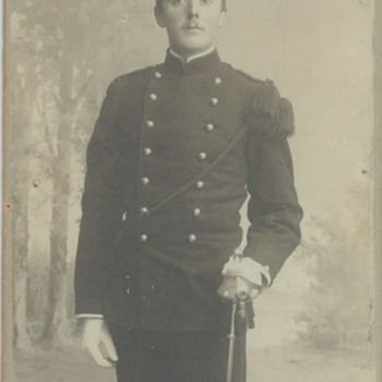 First husband of my step great grandmother