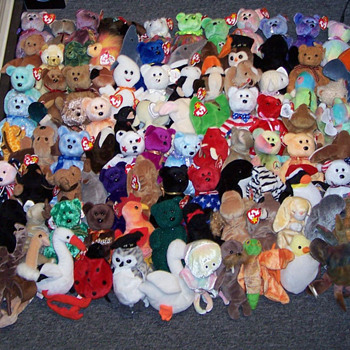 The Beanie Baby World - Dolls