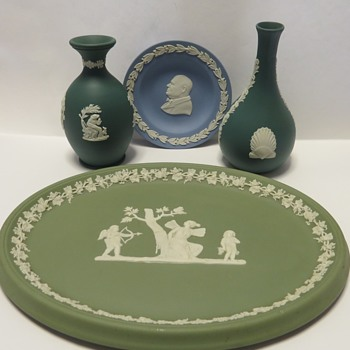 Wedgwood Jasperware Collection