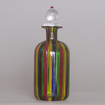 Murano caines perfume - Art Glass