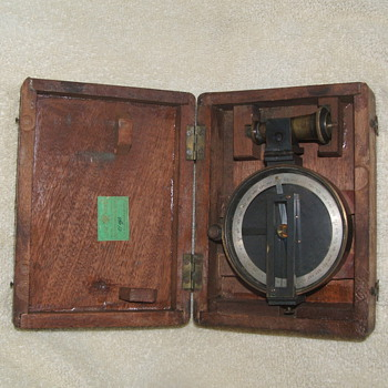 Russian Surveyors Compass - Tools and Hardware