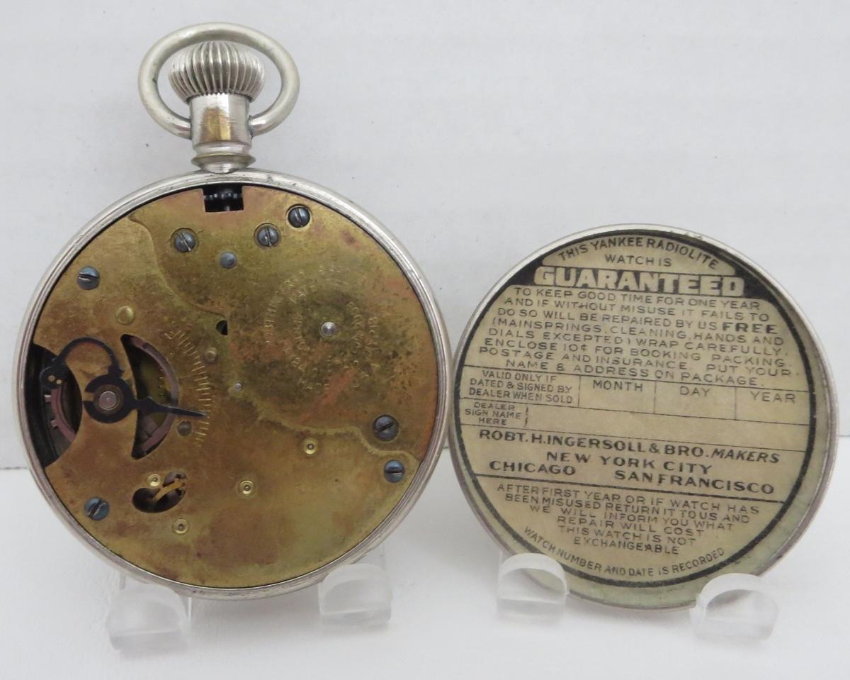6198ea7da RADIUM GIRLS & Radiolite Dial Watches. | Collectors Weekly