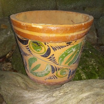 Collection Tributes...#10...Ho2cultcha - Pottery