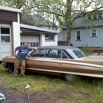 1962 Cadillac 62 series - Classic Cars