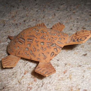vintage turtle roswell new mexico - Animals