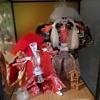 Japanese Kabuki - Renjishi Lion Dancer Dolls