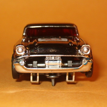AFX PURPLE TINT CHROME CHEVY NOMAD H.O. SCALE - Model Cars