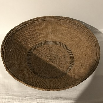 Native Basket Bowl - Native American
