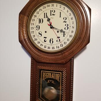 Antique? Regulator - Clocks