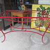 Favorite Garden Table Conversion with Typesetters California Job Cases