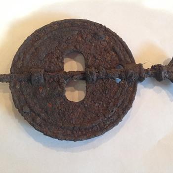 Metal object