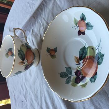 Royal Vale Tea Cup & Saucer