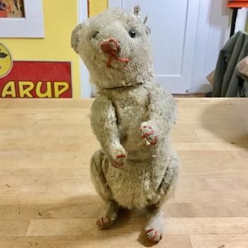 """Steiff """"billy possum"""" - Toys"""
