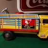 1950's Coca Cola  Marx tin toy truck