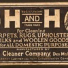 """1890-1920 - """"Hyde's H and H Soap"""""""