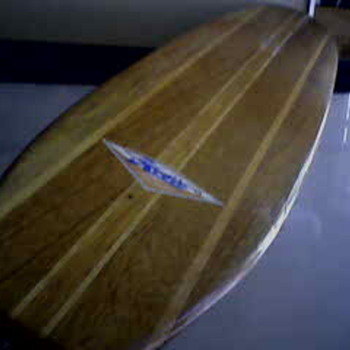SKATEBOARD Danny Bearer 1965 FIRST World Champion Board. - Sporting Goods