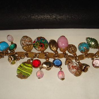 my beautiful braclet - Costume Jewelry