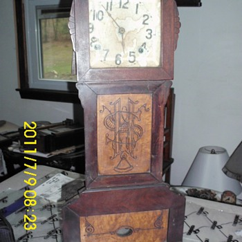 "I love clocks !"" clock in a box"" - Clocks"