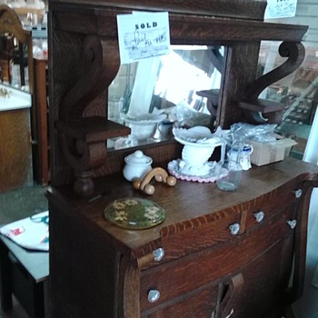 unknown chiffonier  - Furniture