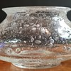 Randsfjord Norway Glass Herring Jar by Benny Motzfeldt