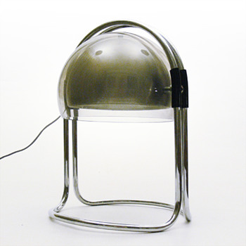 Table lamp, André Ricard (Metalarte, 1974) - Lamps