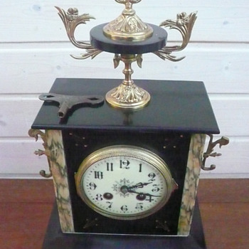 some pices of my collection - Clocks