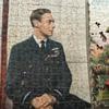 Vintage portrait of his majesty King George vi