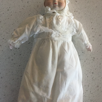 Cloth Body and Sewn on arms, legs and head... - Dolls