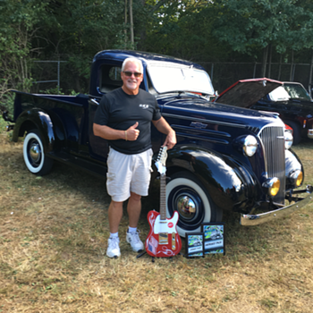 Savannah wins three awards at Car Show - Classic Cars