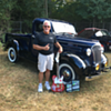 Savannah wins three awards at Car Show