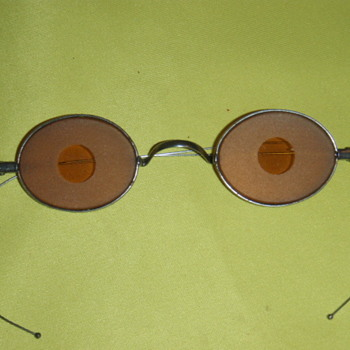 Civil War Sharp Shooter's Glasses - Accessories