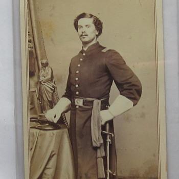 Lt. Daniel Lyon, 18th USCT Reg't