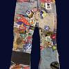 #12 ~ Original Progressive Hippie Denim Jeans took 40 years to Complete