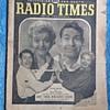 Radio times magazine for 10th July 1959-radio/TV programmes.