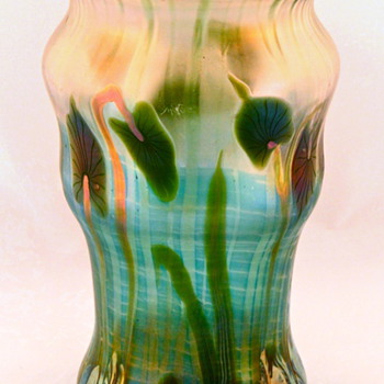 From a private collection- All Loetz- Part 1 - Art Glass