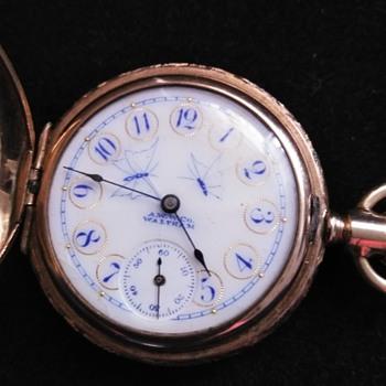 Waltham ladies pocket watch - Pocket Watches