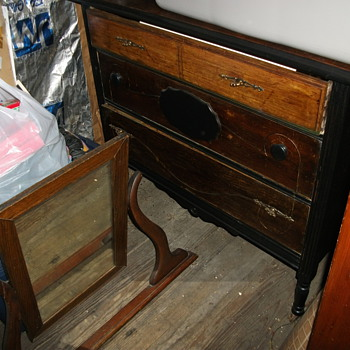 Dresser in the attic :) - Furniture