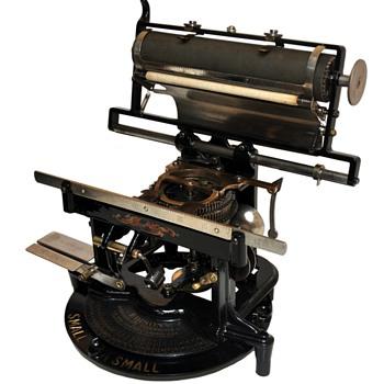 EDISON MIMEOGRAPH Circa 1892 - Office